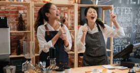 Tip #5 – Lad ikke de ansatte styre musikken
