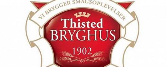 Julekalender musik for Thisted Bryghus – årets bryghus 2016
